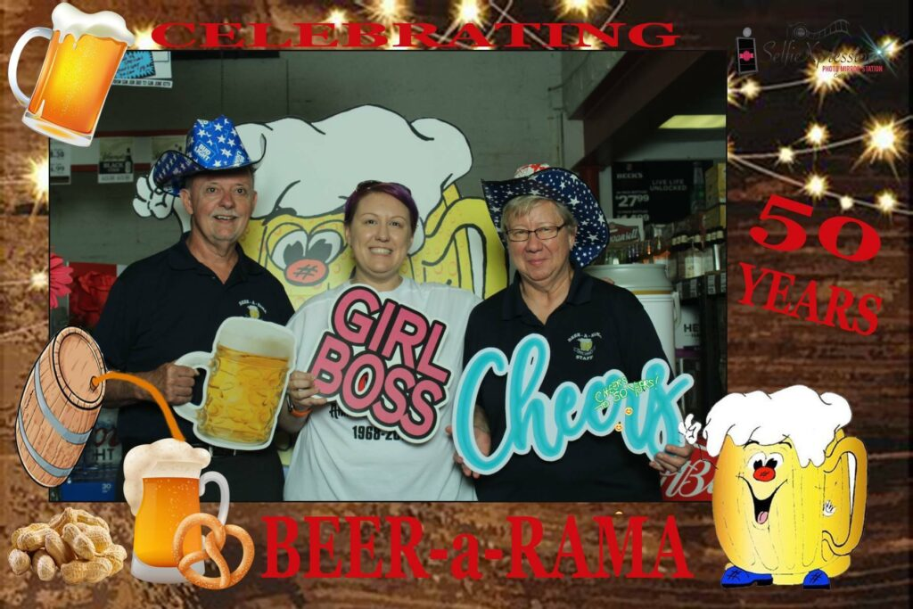 ABOUT BEER-A-RAMA Levittown PA