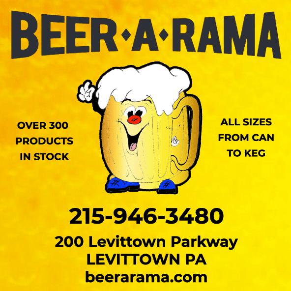 beer distributor levittown pa